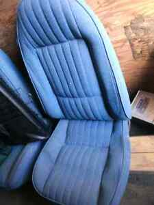 1970's camaro bucket seats