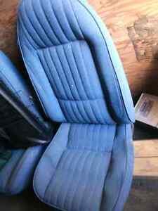 1970's camaro bucket seats