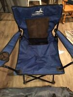 3 camping chairs