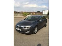 2012 VAUXHALL ASTRA ECO 1.7 CDTI LOW MILES 39000 CHEAP TO RUN DRIVES LIKE NEW