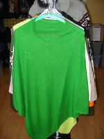WOW!! 100% CASHMERE HAND MADE PONCHO ONLY $49 TODAY