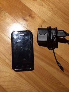 Téléphone Huawei Ascend Y330 Noir