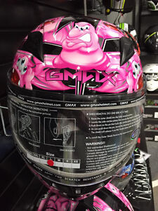 Casque de motoneige pour enfants / Sled helmet for kids Cornwall Ontario image 1