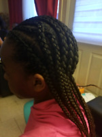 Braiding/ Dreadlock Hair Services