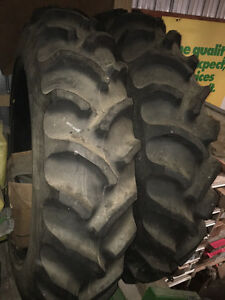 Pair of new Goodyear 12.4x38 tires Kingston Kingston Area image 1