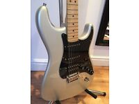 Fender 2003 American Series/Standard HSS Stratocaster - Inca Silver - Superb Condition - Can Deliver