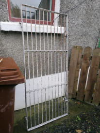 Strong metal gate. 3ft opening.
