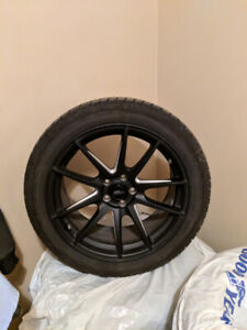 Selling 720 Form GTF1 Wheels with Tires