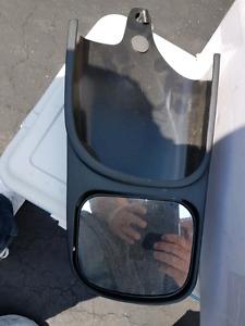 GMC Silverado mirror extenders