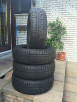 "Hankook 18"" Winter Tires I-Cept EVO"