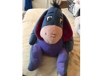 Eeyore Disney cuddly toy great condition