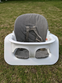 Stokke Steps baby seat and cushion