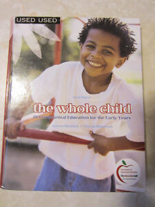 Cambrian College Early Childhood Education Text books