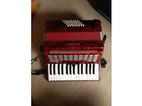 Scarlatti 48 bass accordion