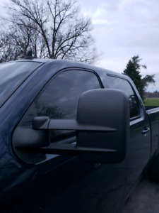 GM tow mirrors