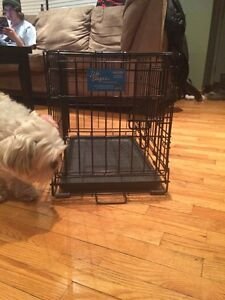 Small Wire Crate Very Lightly Used