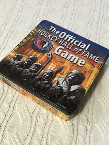 Official Hockey Hall of Fame Board Game