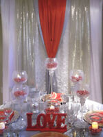 Rent Satin / Spandex chair covers from $1