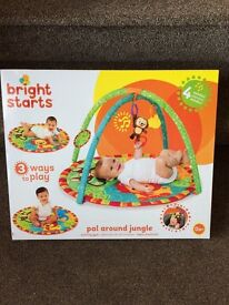 Brand new in box baby playmat