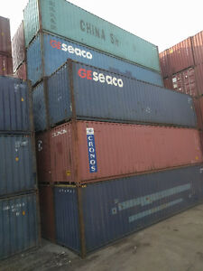 20' 40'  Cargo worthy Containers for Sale