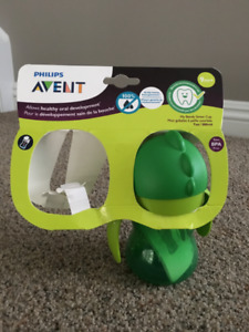Philips Avent Straw Cup and Sippy Cup - Brand New!