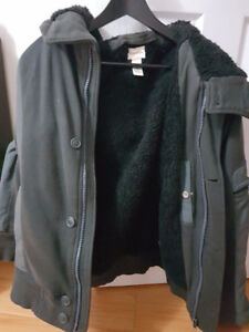 Perfect Condition Men's Diesel Jacket Size Large Green