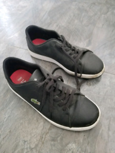 Size 10 Lacoste shoes