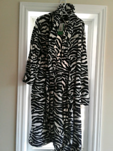 Ladies Bath Robe XL
