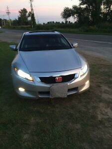2008 Honda Accord V6 6 speed coupe