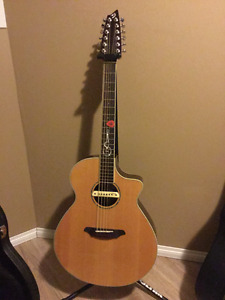 Breedlove Richard Gilewitz Signature 12 String Acoustic Electric