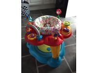 Jumperoo Type Play Station