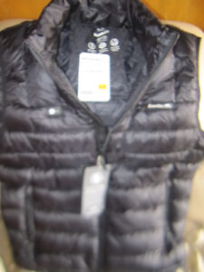 Roots Algonquin Packable Down Vest Brand New With Tags