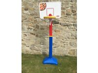 Little Tikes basketball stand