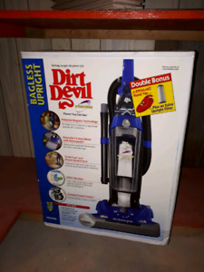 BNIB Dirt Devil vacuum