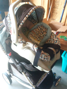 Babys stroller and carrier for sale