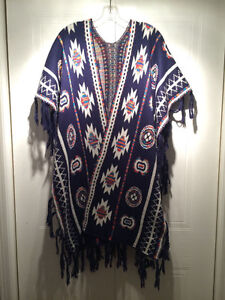 BRAND NEW Poncho Cover-up (One-size)