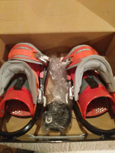 Sedition snowboard bindings for sale