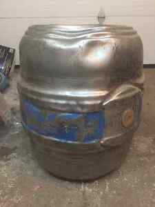 Old Style 50 Litre Stainless Steel Beer Keg