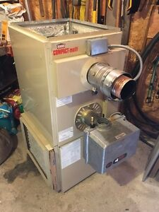 Furnace, Oil High Efficiency, Direct Vent