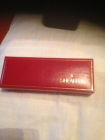 Sheaffer pen set. Great item. Perfect condition.