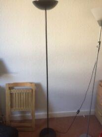 Floor lamp for sale.