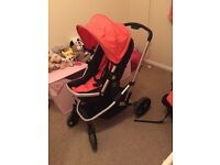 Mother care expedior travel system.