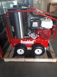 DYNABLAST Hot Water Pressure Washers & ELGI Compressors .. SALE
