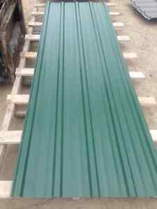 1135 Square Feet Brand New 26 Gauge Steel Roofing/Siding