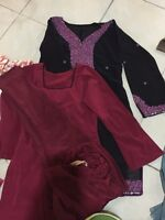 Free children's and adult clothes/shalwar kameez