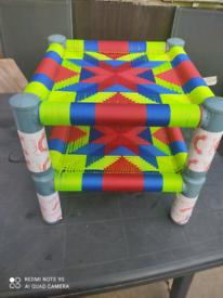 Pakistani stool set