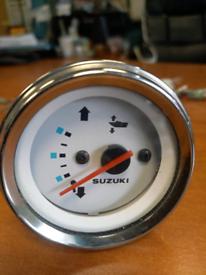 Suzuki outboard DF trim guage (New )