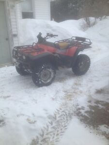 Used 2000 Arctic Cat four wheeler