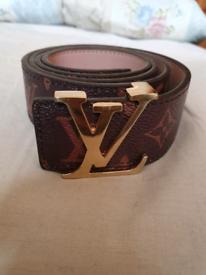 d4a3540a3 Louis vuitton   Men's Belts For Sale - Gumtree