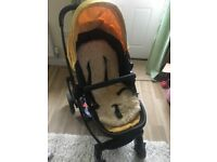 Graco Evo Yellow